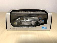 Mercedes Benz C11, Max Models 1:43, K. Wendlinger/ J. Maas 1990 (M. Schumacher)