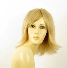 perruque femme 100% cheveux naturel longue blonde ref HELENA  22