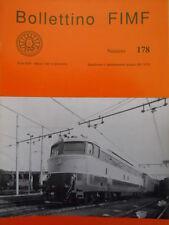 Bollettino treni FIMF n°178 in collina con Tram Trasporti Area Fiorentina[TR.33]