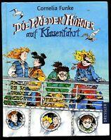 Die Wilden Hühner-Cornelia Funke-auf Klassenfahrt
