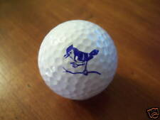 LOGO GOLF BALL-ANIMATED..BIRD PERCHING ON A TREE LIMB.