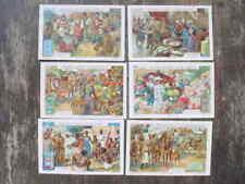8976 Hartwig & Vogel Sammelbilder Serie 60 Märkte cards