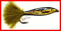 Janssen Brook Trout Minnow -Twelve Fly Fishing Flies *** Choice of Hook Size ***