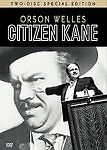 Citizen Kane Dvd Orson Welles Two Disc Special Edition Classic Everett Sloane