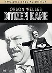 Citizen Kane 2 disc Special Edition Classic dvd Orson Welles Academy Awd 41 Mint