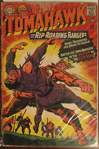Tomahawk #112 - DC Comics Western -1960s - GD 2.0 - Silver Age Special $5