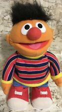 TMX Tickle Me ERNIE Fisher Price Sesame Street 2006 Tested Works Elmo Friend #B