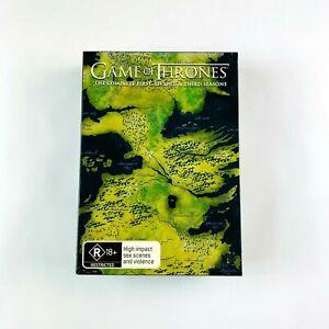 Game Of Thrones Seasons 1 - 3 DVD Set