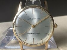 Vintage SEIKO Hand-Winding Watch/ Goldfeather 14KGF 25J 1960s For Repair