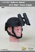 1/6 Toys City 62004B FAST Ballistic Helmet with Night Version Google