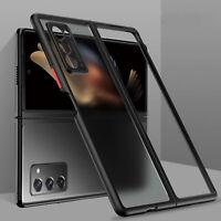 Für Samsung Galaxy Z Fold 2 5G Handy Hülle Tasche Faltbare Case Cover Shell Etui
