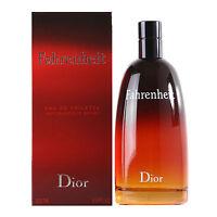 FAHRENHEIT de CHRISTIAN DIOR - Colonia / Perfume EDT 200 mL  Hombre / Man / Uomo