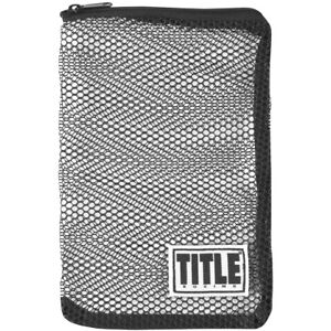 Title Boxing Mesh Handwraps Wash Bag - Small