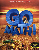 HMF: Go Math! - Student Book: Grade 2 Common Core Edition