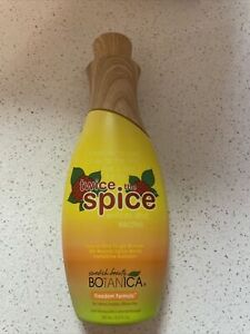 Swedish Beauty Twice The Spice 2-in-1 Tingle Bronzer 8.5 Oz