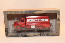 / ALTAYA IXO UNIC MZ36 MZ 36 TRUCK CAMION TANKER CITERNE TOTAL MINT BOXED