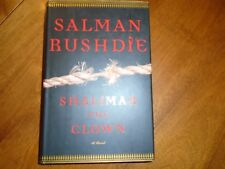 Shalimar the Clown : Signed by Salman Rushdie (2005, HC 1st/1st)
