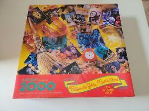 Springbok Hallmark The Wizard of Oz 2000 Piece Puzzle