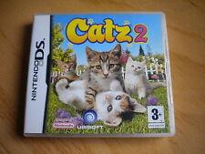 CATZ 2   !   JEU NINTENDO DS / DS LITE / DSI / 2DS