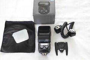 Nissin i60a Flash for FX Fuji Fujifilm Cameras
