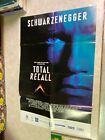 Vintage Poster TOTAL RECALL 30 x 20 Giant Hollywood Connection Posterbook #57