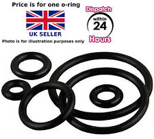 Various Metric Size O-Rings. Choose the ORING you want. When 1 ORing needed (PO)