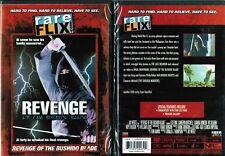 Revenge Of Bushido Blade Aka Last Reunion Ninja Nightmar New DVD From Rareflix