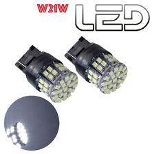 2 Ampoules LED T20  W21W  Veilleuses position Feux de Jour diurne Roulage