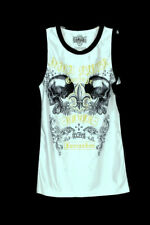 MMA ELITE T Shirt Courage Never Surrender Tank Top Mens Size S