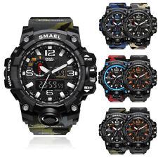 SMAEL Digital Watch Men Sport Watches Male Gift LED Electronic Quartz Wristwatch
