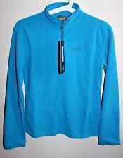 Jack Wolfskin Gecko Kids 1/2 zip fleece jacket for boys size  13-14 Y (164 cm)