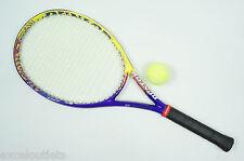 Dunlop iDapt Force 100 with Soft Shock Sleeve 4 3/8 Tennis Racquet (#2809)