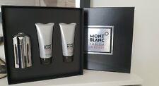 Mont Blanc Emblem Intense 100 ml EDT + 100 AFTER SHAVE BALM+ 100 Shower Gel