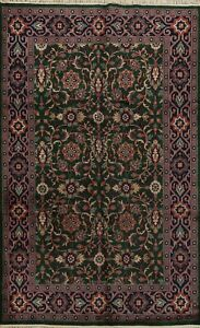 6x9 Floral Traditional Hand-knotted Area Rug Wool Oriental Home Decor Carpet