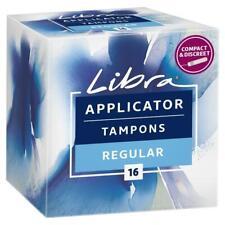 Libra Tampons Applicator Regular 16