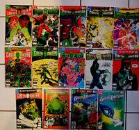 "GREEN LANTERN #189 to# 200 Ê #203  (13 ISSUES)1985-1986 ""MINT"" BX"