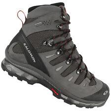 Stivali, anfibi e scarponcini da uomo grigie da trekking, escursione, arrampicata
