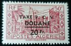 FRANCE COLONIE ALGÉRIE TIMBRE TAXE N°27 NEUF ** LUXE MNH
