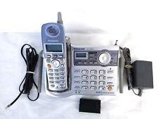 Panasonic KX-TG5671S KX-TG5671 5.8 GHz CORDLESS PHONE SYSTEM WITH 1 KX-TGA560S