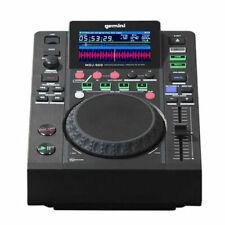 1 X Gemini MDJ500 DJ USB Media Player