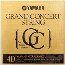 YAMAHA S14 Grand concert for 4 strings Classical guitar rose string import Japan