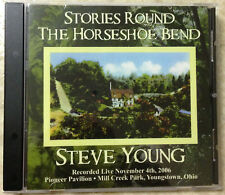 STEVE YOUNG - Stories Round The Horseshoe Bend (Live / Coal Tattoo / Promo CD)