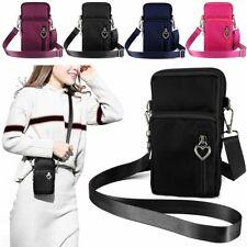 Women Small Cell Phone Purse Wallet Handbag Case Shoulder Bag Cross-body Pouch