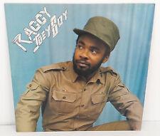 Tapper Zukie Raggy Joey Boy UK 80s Mobiliser Music MMLP 33A