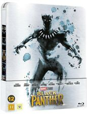Black Panther Limited Edition Steelbook Blu Ray