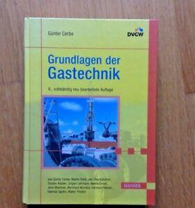 Fachbuch Grundlagen der Gastechnik