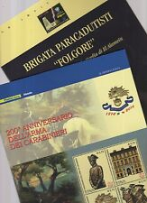 folder postale arma dei carabinieri stock 2 folder dedicati all arma -