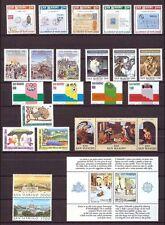 San Marino 1989 annata completa 23 valori + 1 Bf Mnh