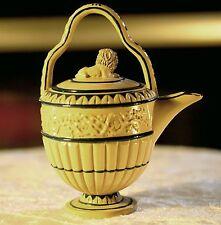 Elizabeth Hall Miniature TeaPot. Porcelain. Mayfair Edition. Collectable