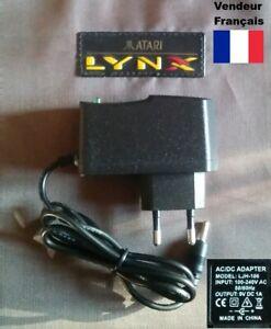 Adaptateur secteur ATARI Lynx I et II 9V NEUF Power Supply